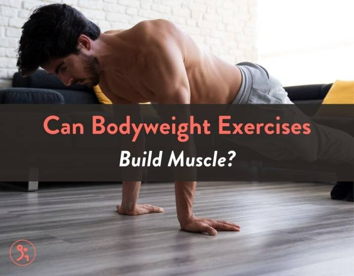 Can Bodyweight Exercises Build Muscle? (Yes, Here's How) — Fitbod