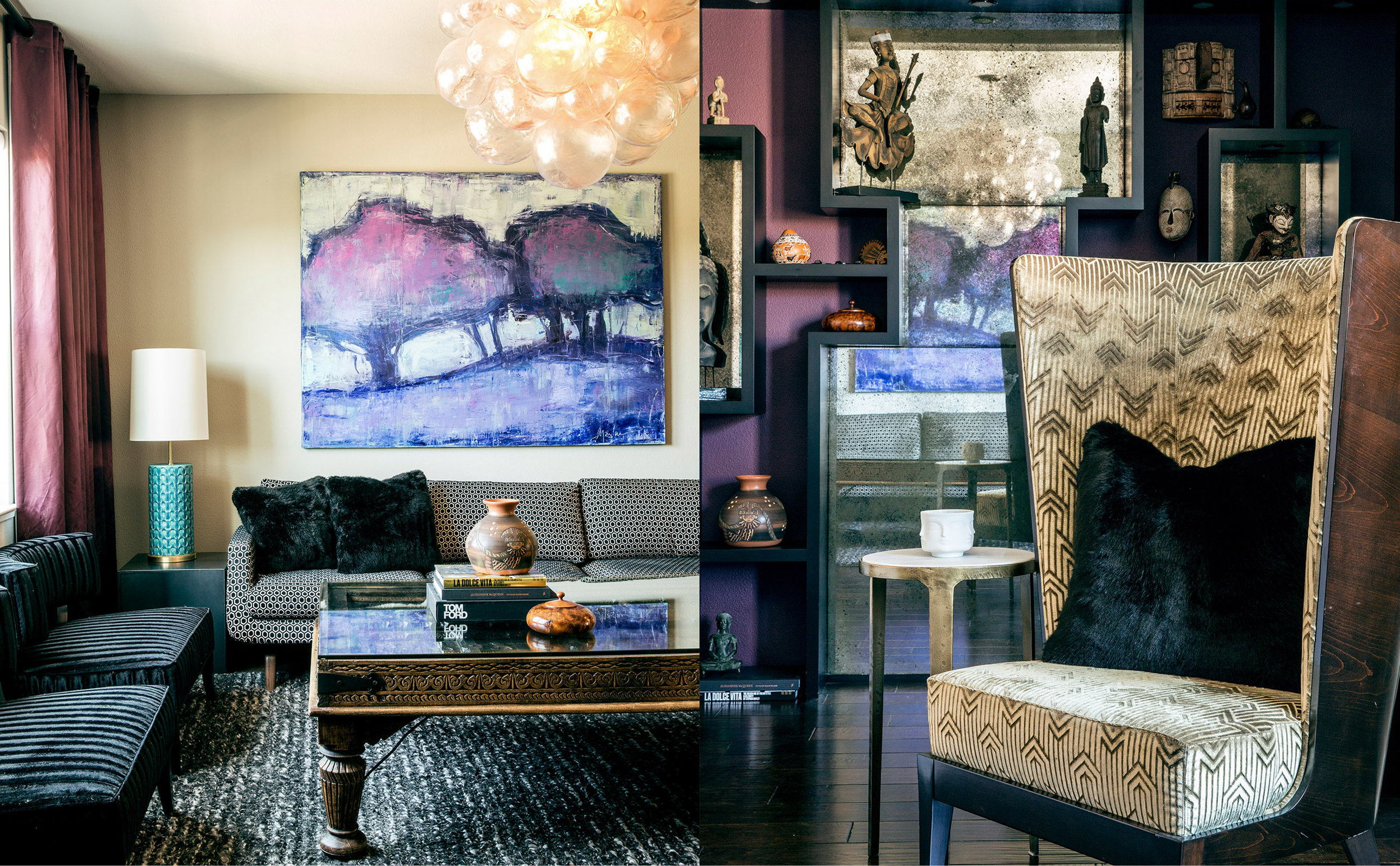 Lizette Marie Interior Design — Luxury San Francisco Bay Area