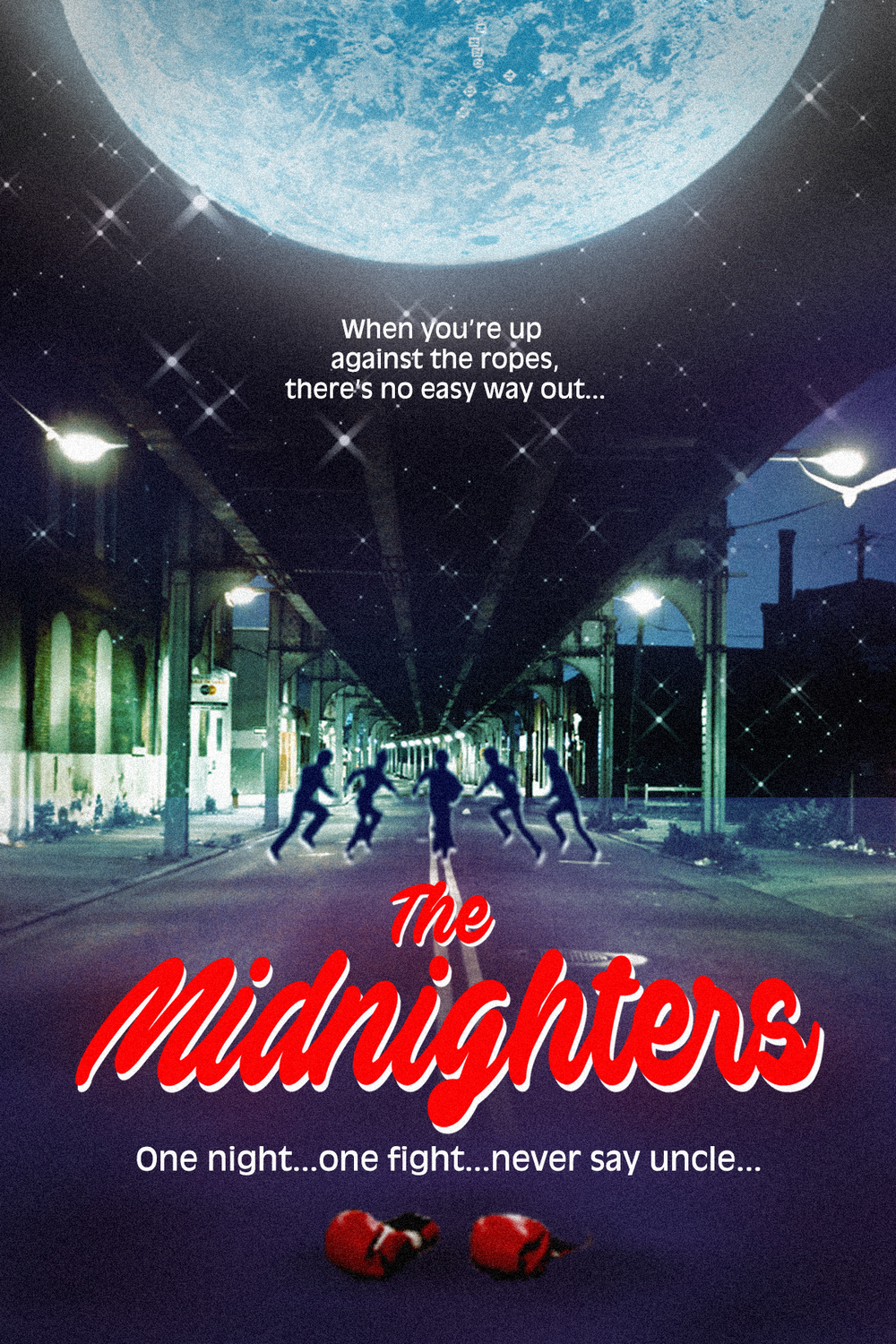 Olde City Escape Games's second escape room adventure: The Midnighters. This cinematic explosion takes on many 1980s movie inspirations such as Warriors, Goonies, Rocky, and most current Stranger Things.