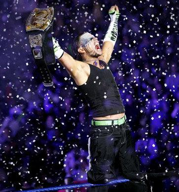 Jeff Hardy Realizes His Dream Credit Wwe