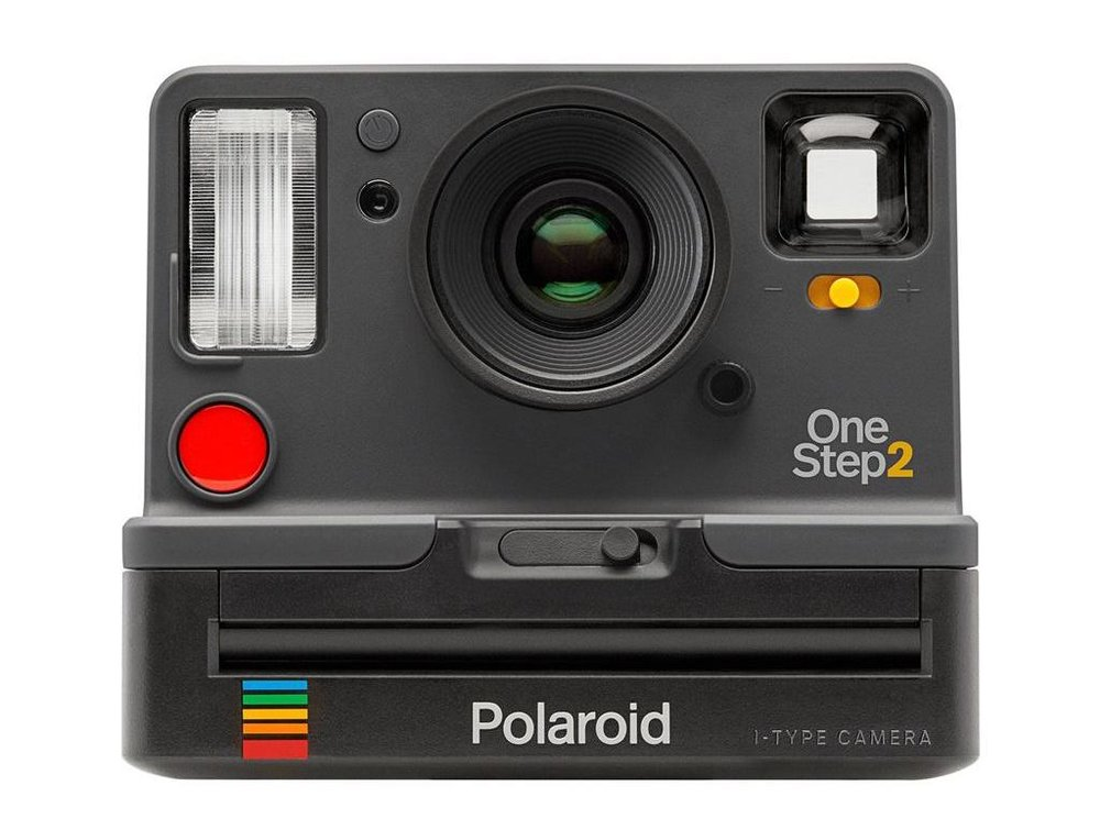 The new camera uses i-type film, which no longer contains a battery in the film cartridge.