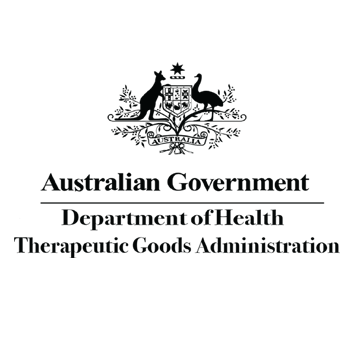 Approved By The Australian Therapeutic Goods Administration