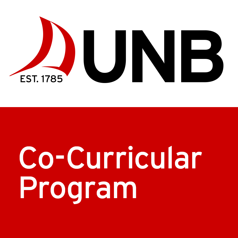 UNB Co-Curricular Program - Showcase your whole university experience! The Co-Curricular Program (CCP) is based around six themes: Career Development, Global & Cultural Awareness, Personal Development, Leadership & Entrepreneurship, Civic/Social Responsibility and Proudly UNB. The Program is self-paced and can be completed throughout your time at UNB.