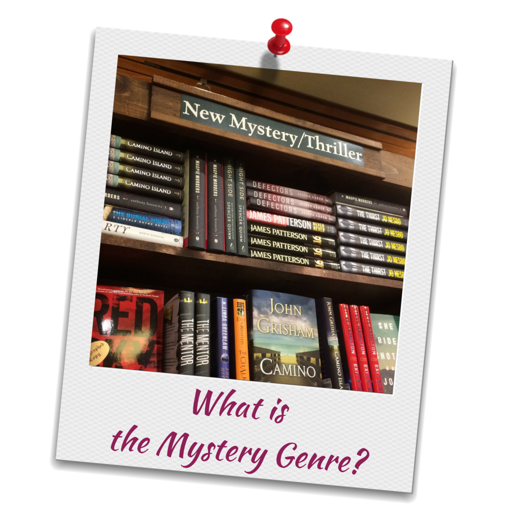 Case 001: The Mystery of the Mystery Genre — Sassy Detective