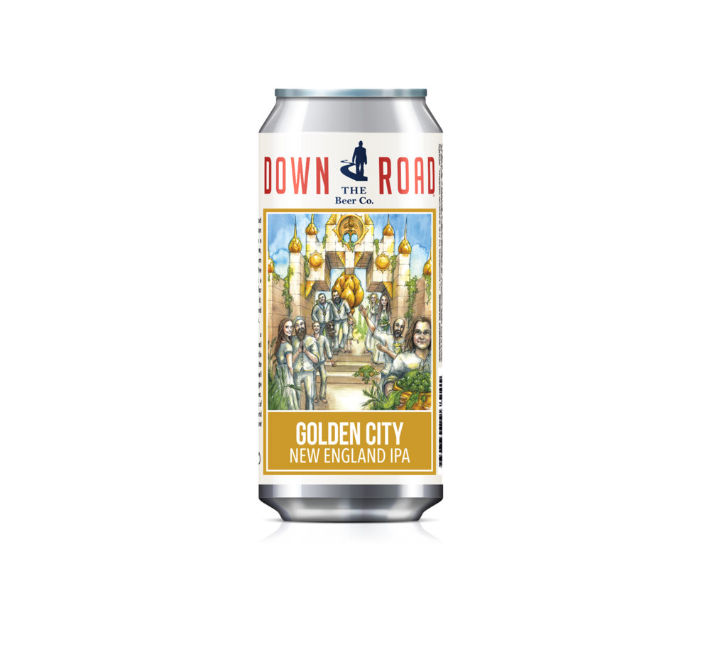 ABV: 7IBU: 60Malts: Pale 2-rowHops: Bru-1, El DoradoYeast: Vermont Ale -