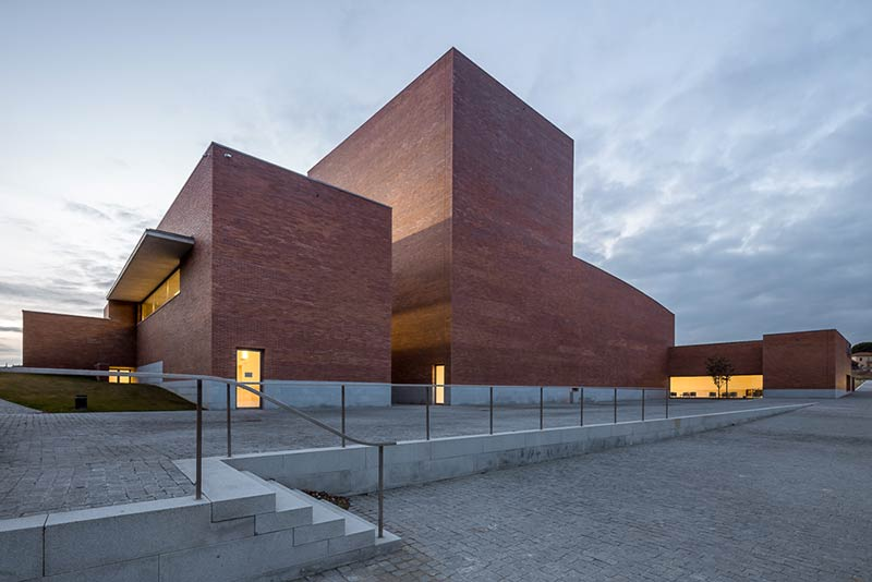 Auditorio Linars, Alvaro Siza