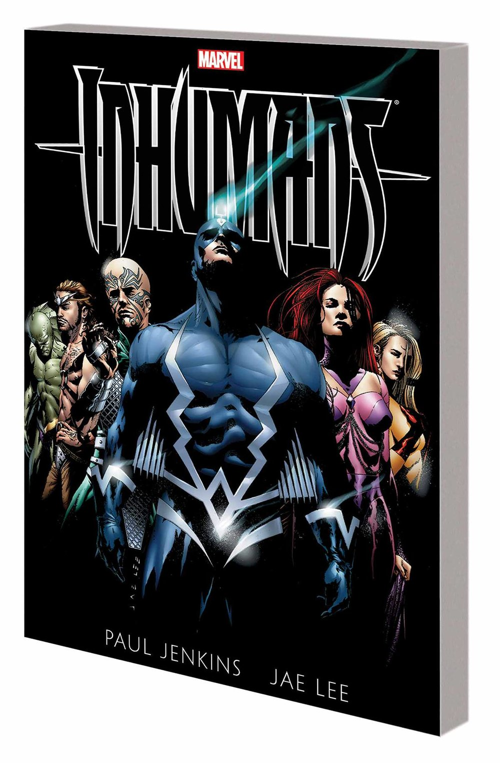 Inhumans By Paul Jenkins and Jae Lee TP - Gib's PickThe Inhumans were never that interesting to me, until I read Paul Jenkin's (Alters, Replica) Inhumans.  He made their world far more interesting and I cared about the characters for the first time.  Jae Lee's (Batman/Superman N52) art on this series is phenomenal, he absolutely makes this story special.  This book is a great read