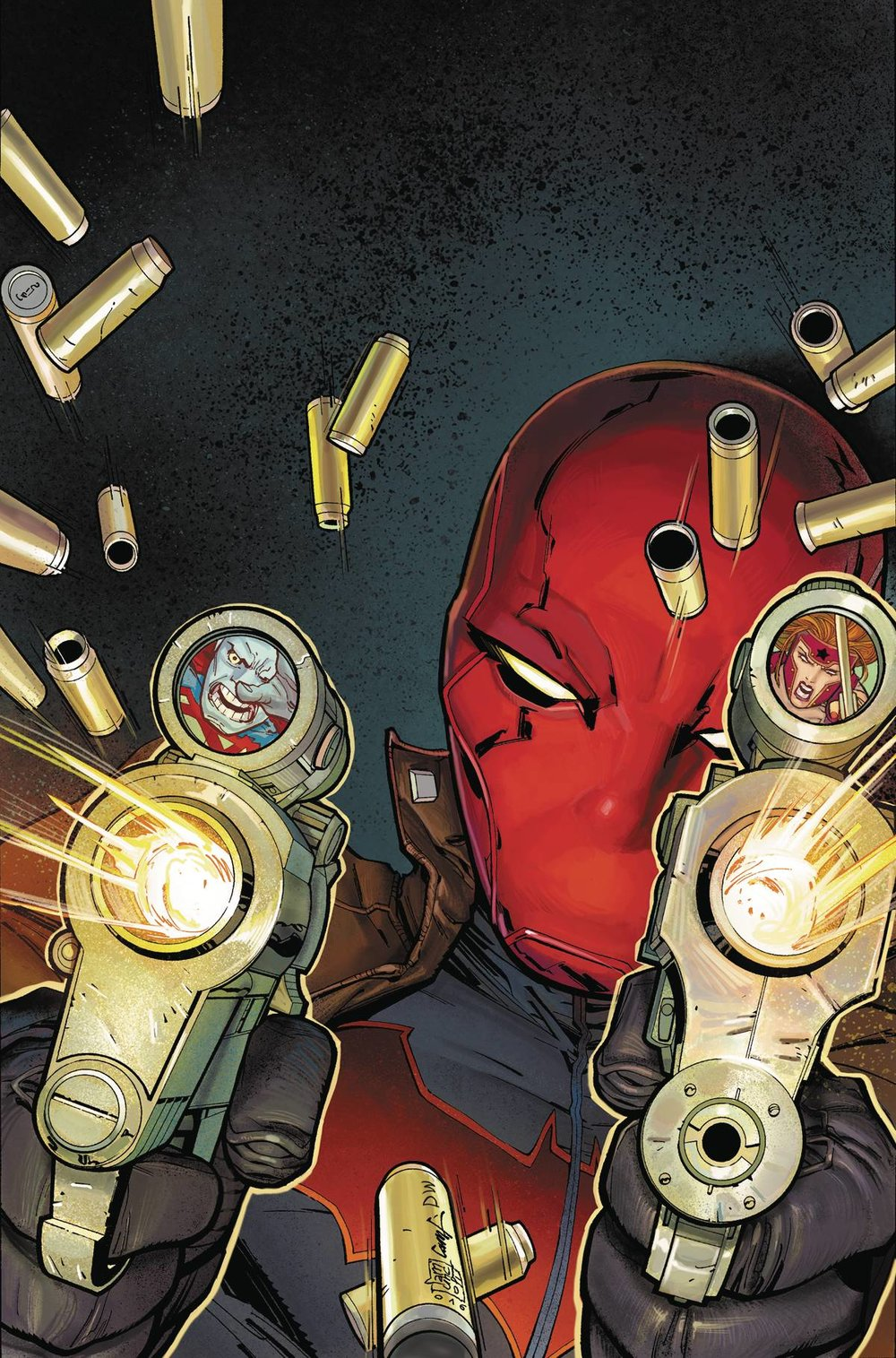 "Red Hood and the Outlaws TP Vol 1 (Rebirth) - Trish's PickWhat do you get when you cross a murderous former Robin, an Amazonian warrior, and a newly awakened Superman clone?  If your answer is ""I don't know, but that sounds crazy,"" you're right, but it totally works.  These three odd companions come together from vastly different circumstances and are forced together in a situation that builds an incredible bond between them forged from trust and instinct, each serving as a more chaotic counterpart to the famous DC Trinity.  Artemis and Red Hood develop a very sarcastic and competitive friendship, while Red Hood serves as an almost parental-type figure to the very confused and naive Bizarro.  At the same time, Red Hood is also attempting to rekindle his relationship with Batman.  As a self-proclaimed Jason Todd connoisseur, this is definitely my favorite Red Hood story told since Under the Red Hood.  However, both old and new fans will love this book, as each character's origin is retold in the first volume!"