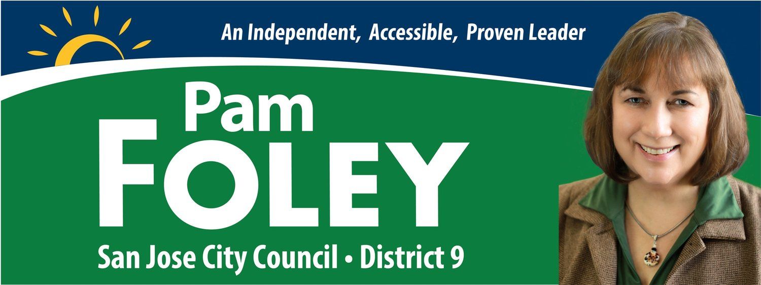 Pam Foley San Jose City Council