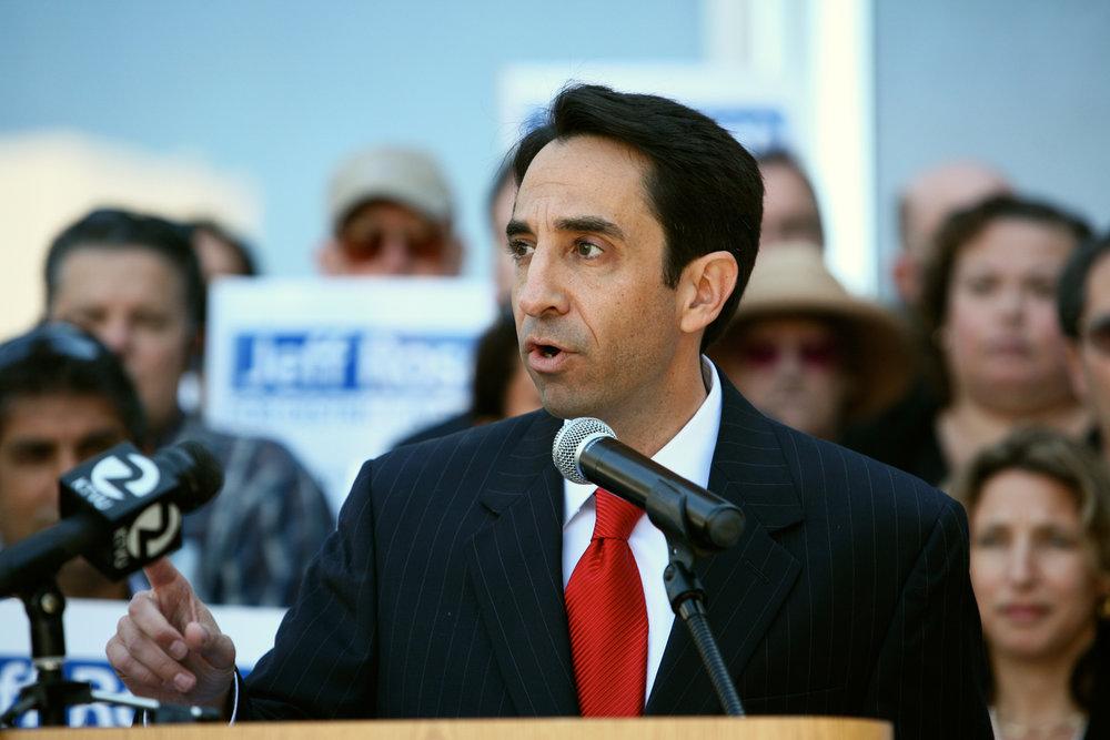 Santa Clara County District Attorney, Jeff Rosen