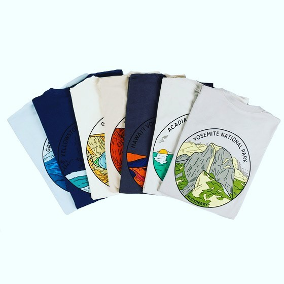 Happy 100 year anniversary of the national park system!!! Thanks @huckberry for letting me be a part of this awesome project. Visit these wonderful places. Let's take care of them too!!!!! #nationalpark #yosemite #screenprinting #vacation #tshirt #screenprinting #posters #localscreenprinter #waterbasedink #customtshirts #bandshirts#screenprintedshirts #customtees #techswag #sftech #customapparel #handmadegoods #startuplife #letsmakesometees #startups #startup #technology #entrepreneur #success #seo #growthhacking