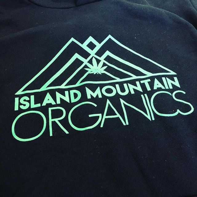 Another one for another weed co. Island Mountain Organics. The best.