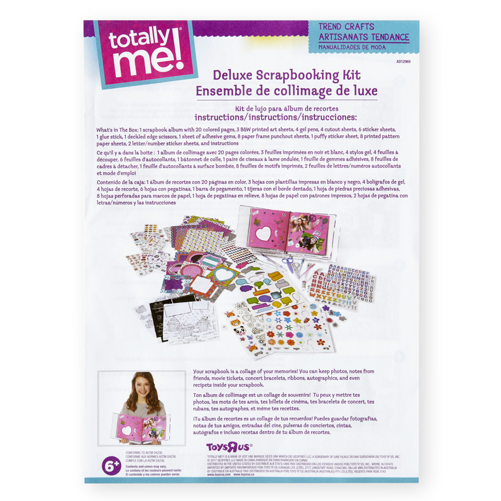 Toysrus Manualidades.Product Development Azhelle A Wade