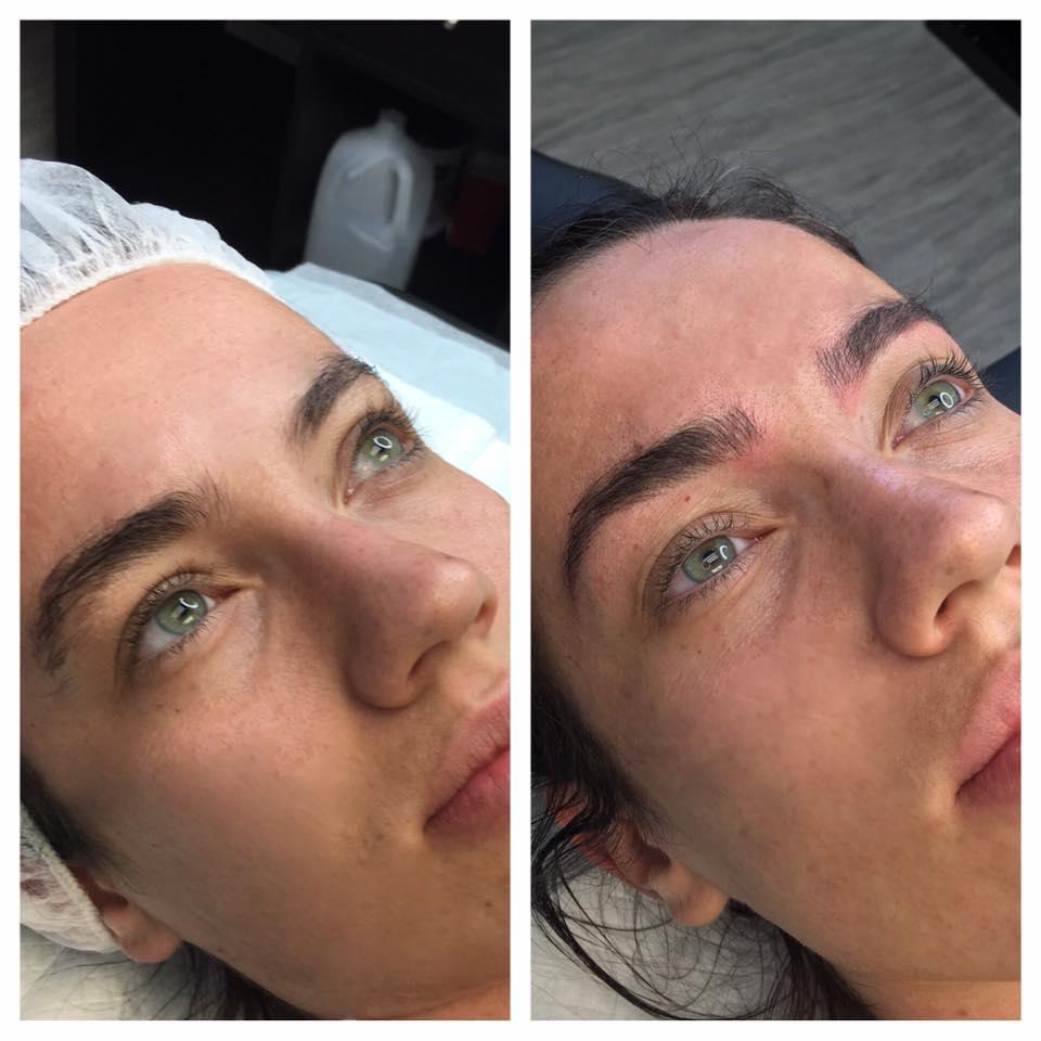 Photo by Erica Roybal Permanent Makeup Aesthetics Clinic