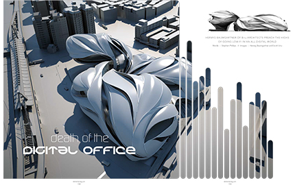 """Death of the Digital Office""   Elemente Magazine 11 (November 2008): 58-64    download pdf"