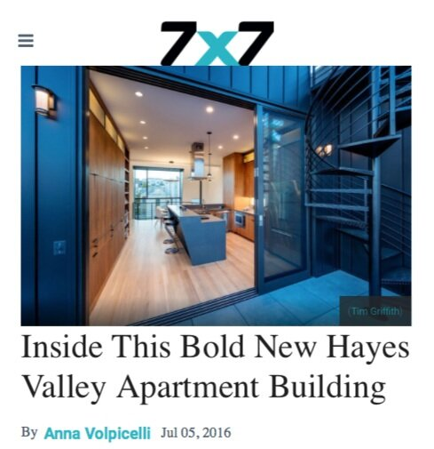 7x7 features Linden St. Apartments