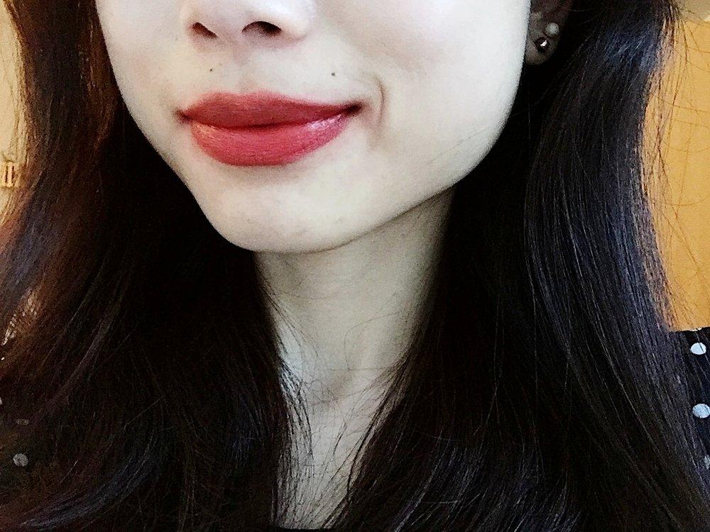 3 MAC Lipsticks worn 3 different ways