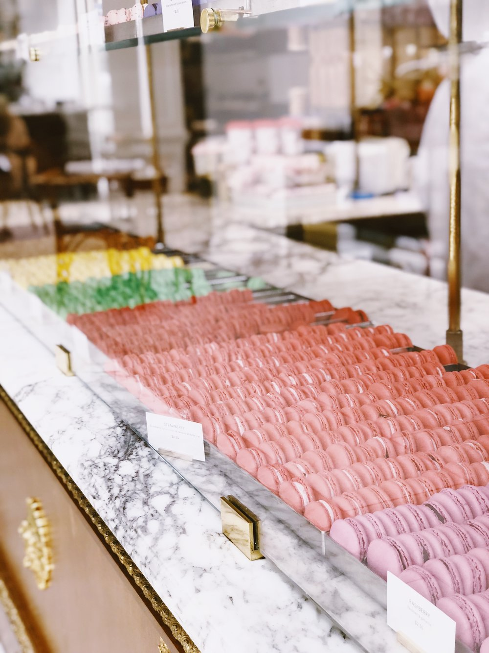 The L.A. Weekend Bucket List: Brunch and Macarons at Bottega Louie