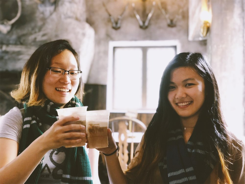 The L.A. Weekend Bucket List: Drink butterbeer at Harry Potter World