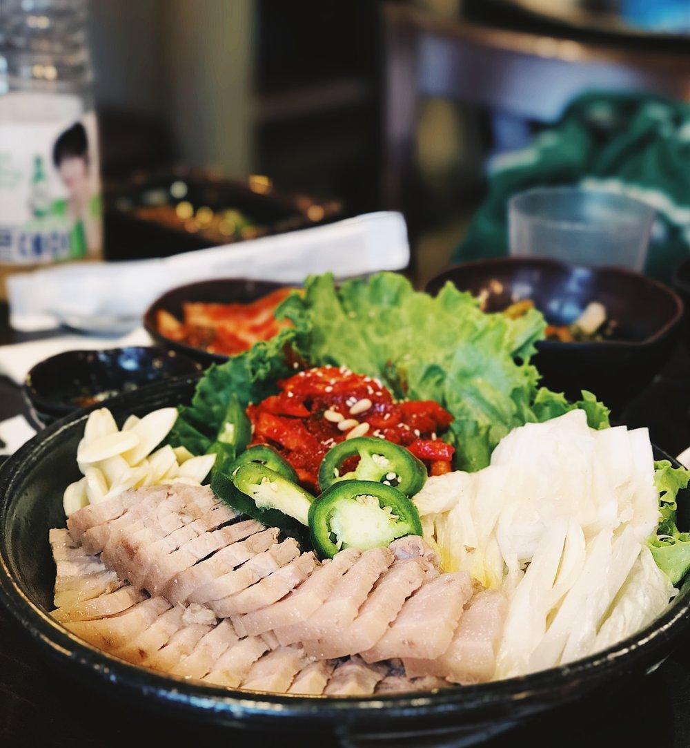 The L.A. Weekend Bucket List: Eat in Koreatown