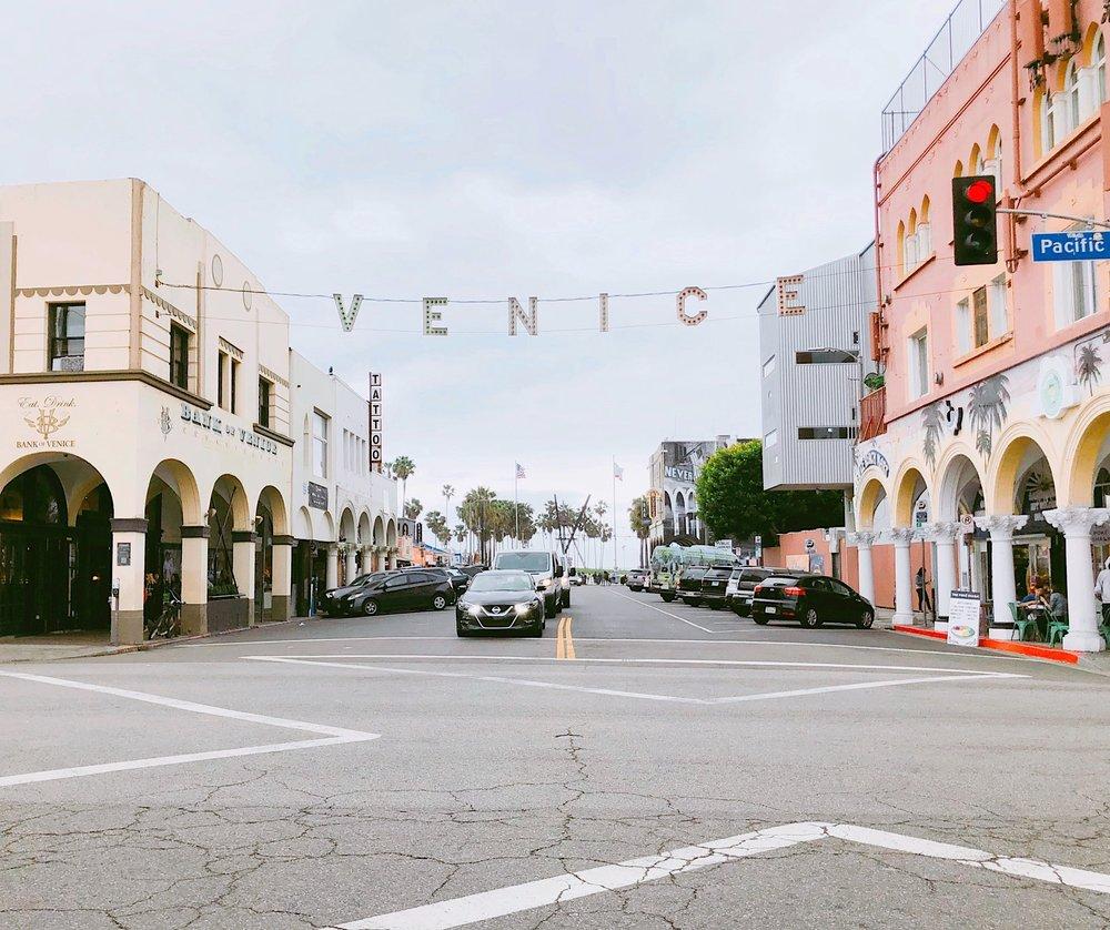 The L.A. Weekend Bucket List: People watch at the Venice Boardwalk