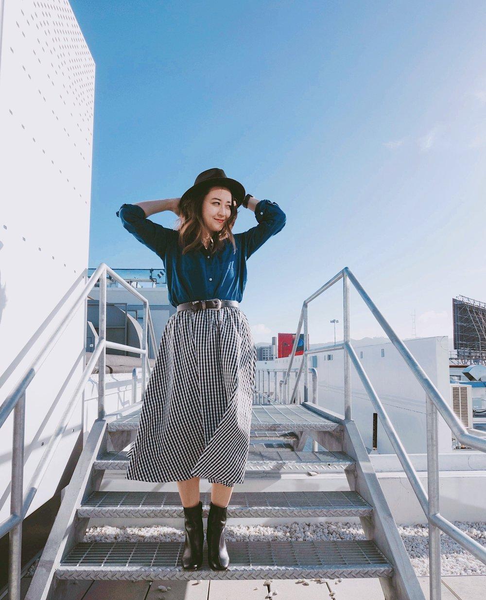 The Everlane Shirt Dress - 4 ways