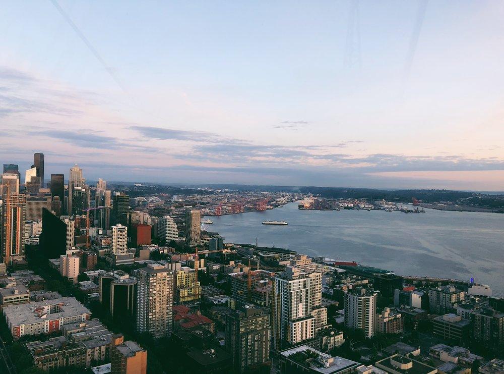 10 Fun Things to do in Seattle + Vlog