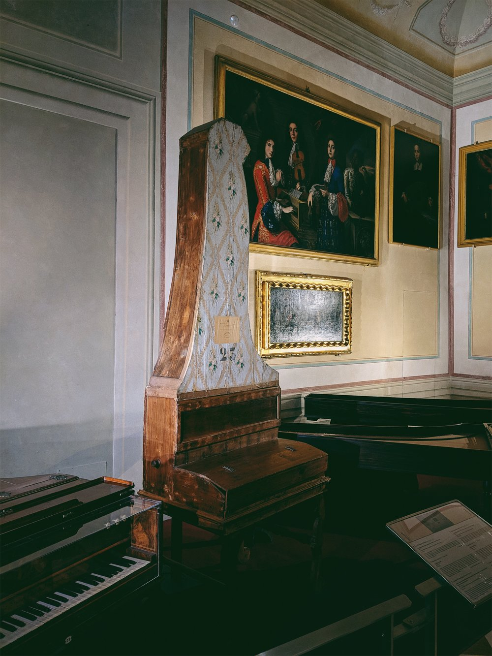 Music Gallery at the Accademia Gallery in Florence | Italy Travel Diary + Vlog Part 3