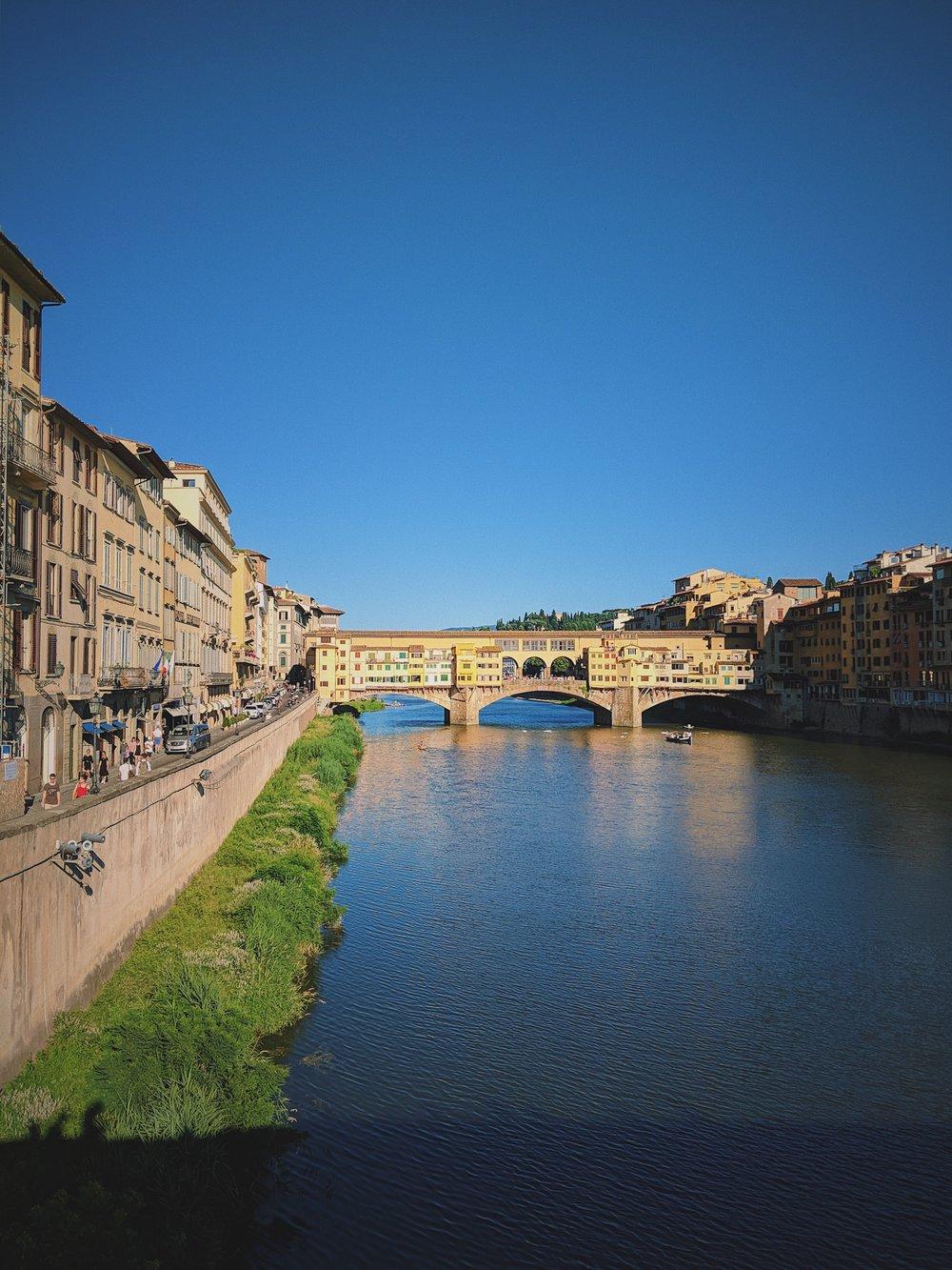 Ponte Vecchio Florence | Italy Travel Diary + Vlog Part 3