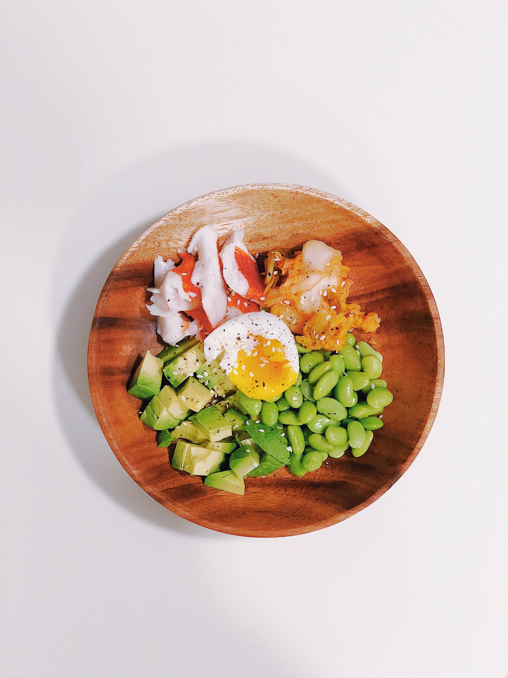 "Healthy ""Bibimbap"" under 200 calories"