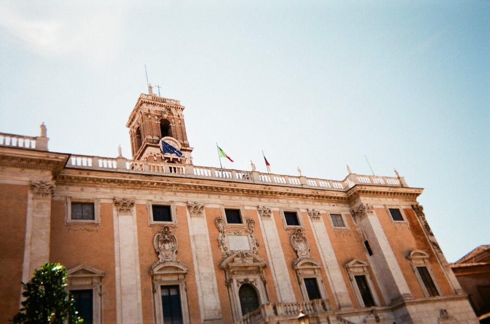 Italy on film