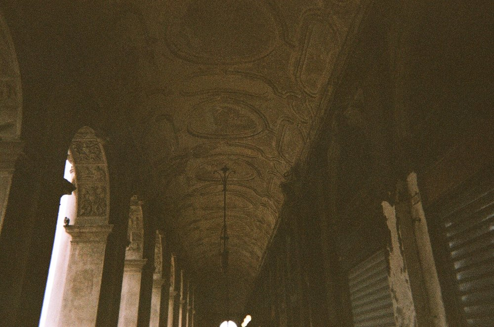 Italy on film - Venice