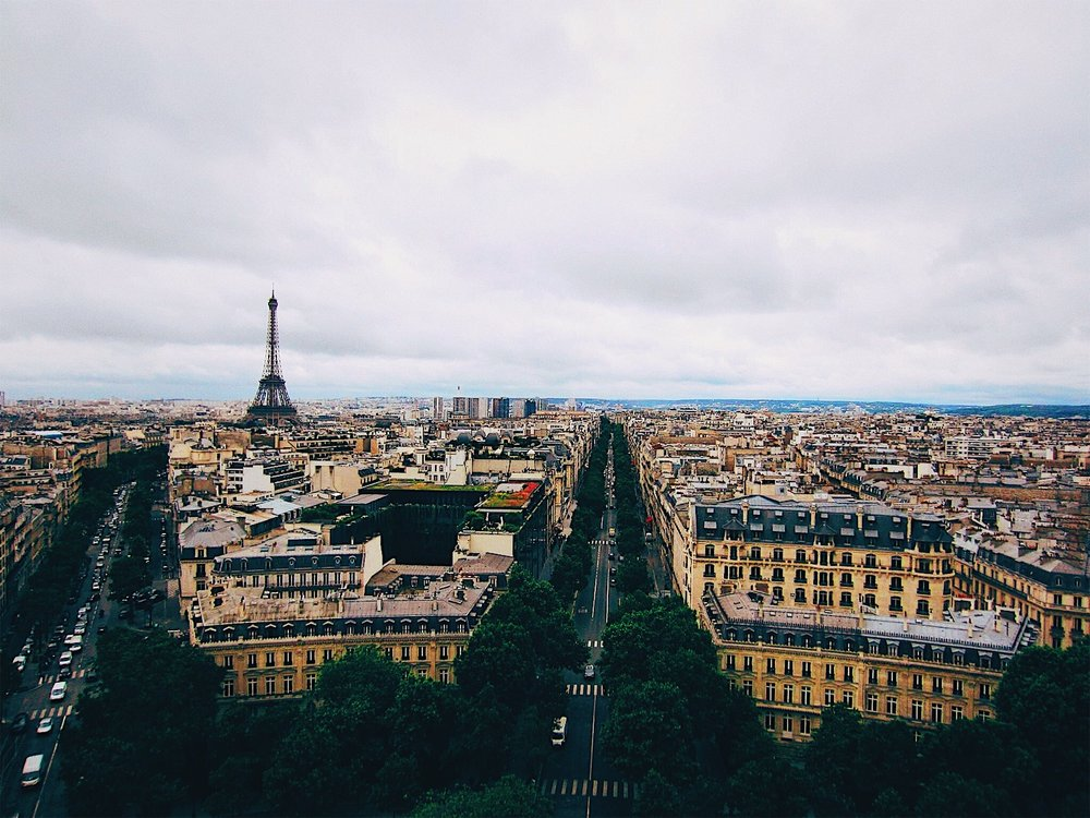 The Paris Bucket List