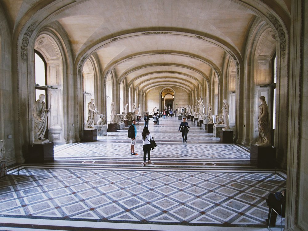 The Paris Bucket List - The Louvre