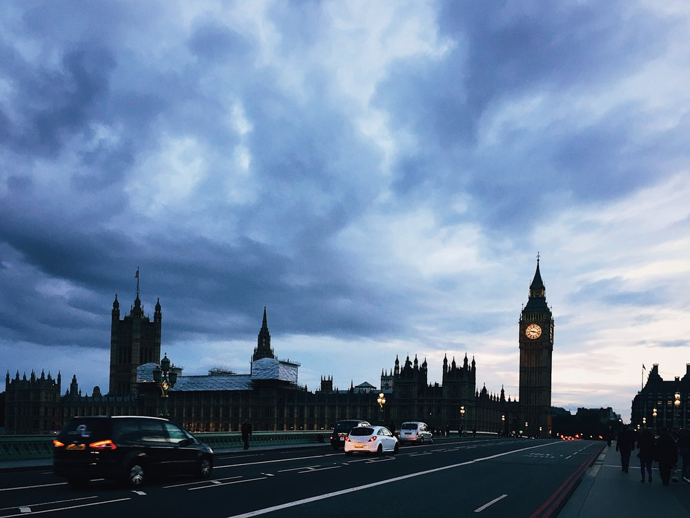 24 Hours in London - Westminster Bridge