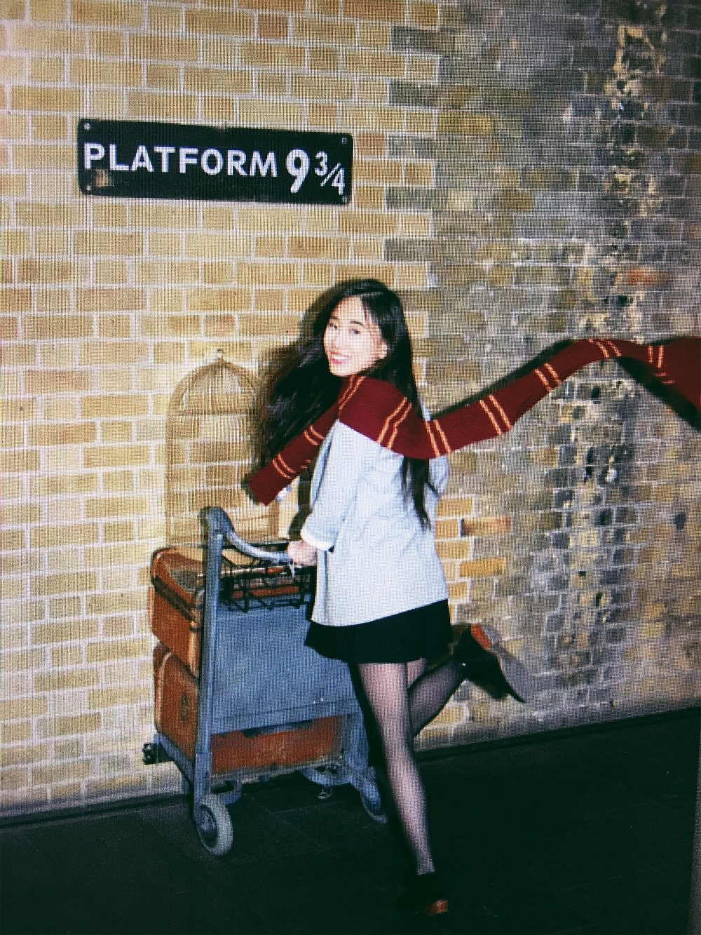 London in 24 Hours - Platform 9¾
