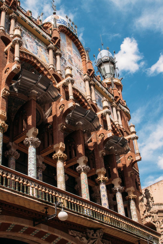 72 Hours in Barcelona