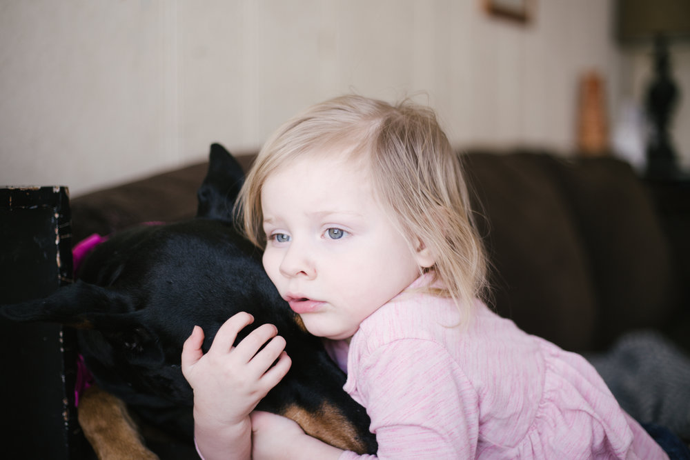 Montana, Pacific Northwest, Lifestyle Photographer - Hazel age 3 - Ashley Tintinger Photography -15.jpg