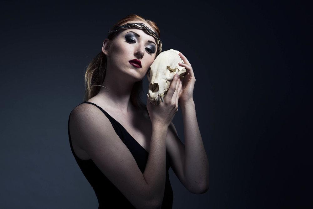 Model: Taylar Dobbie Photographer: Julia Marcello