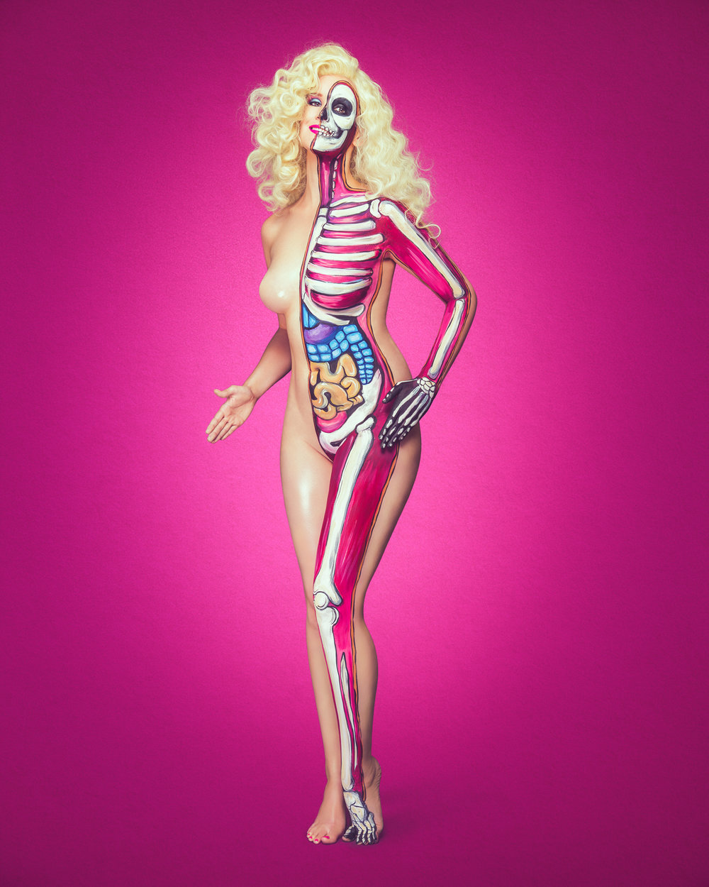 Anatomy Barbie