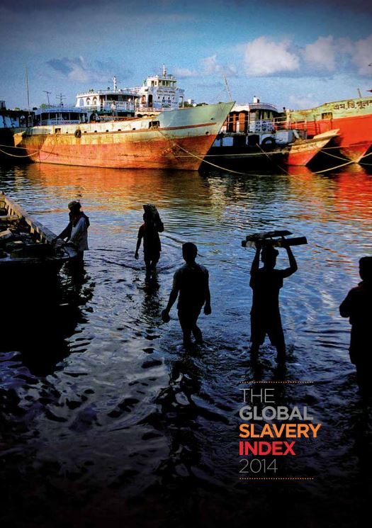 Walk Free Foundation Releases 2014 Global Slavery Index