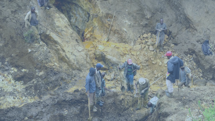 Minerals -