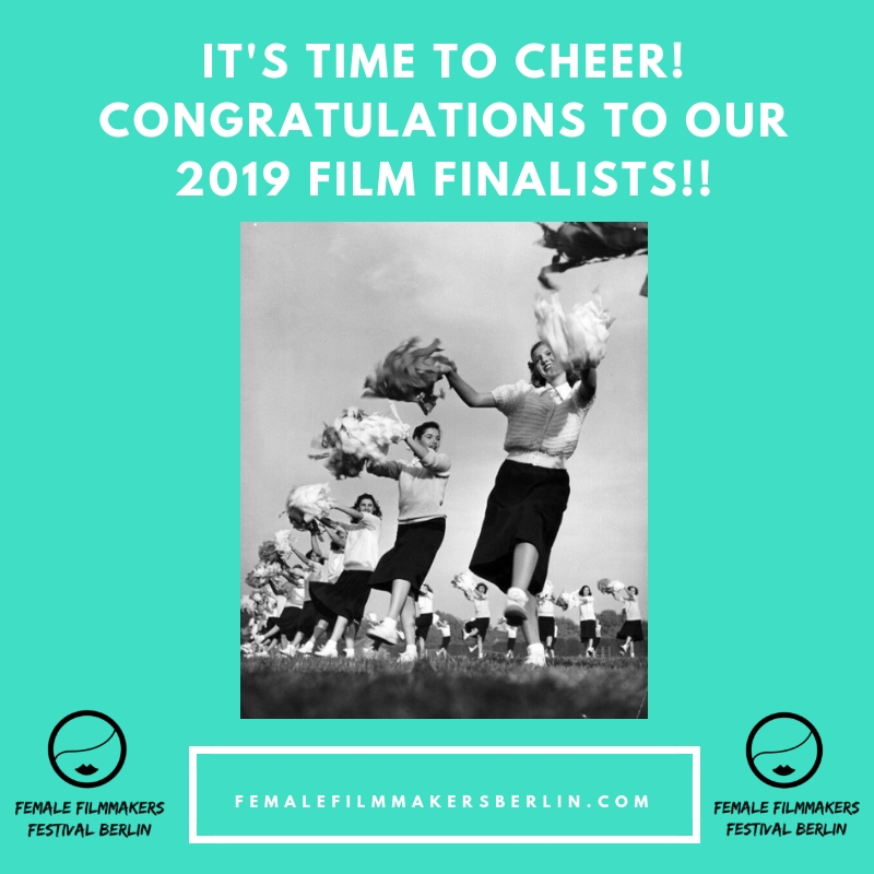 ---NEWS---  What an exciting day it is! Ladies, after watching hundreds of film submissions for the last couple of months, we have now selected our winners for the first FFFB edition in June 2019! All selected films and music videos have been notified this morning via Filmfreeway and we will publish a list with all selected films very soon as well! For now we would like to thank everyone who submitted, it wasn't easy to decide and there are many good films that don't fit into our program unfortunately. We think we have a great mix of films now of all genres, styles and from all over the world. It is a truly international selection with films from Latvia, Denmark, Ireland, Spain, USA, Russia, Canada, Israel, Greece, Iran, Jordan, Germany, Afghanistan, Australia, Mexico, Brazil, Costa Rica, Portugal, Netherlands, UK, India, France, Mongolia, Switzerland, Belgium, Italy, South Korea, Finland, Ecuador, Malysia and South Africa! Congratulations to everyone! We are looking forward to presenting your films and music videos to our audience in June!   https://femalefilmmakersberlin.com/    #fffb   #femalefilmmakersfestivalberlin   #berlin  #filmfestival   #berlinevents   #womeninfilm  #femaledirectors   #femalefilmmakers   #shortfilm  #shorts   #filmmaking   #shortfilmday   #kurzfilm  #kurzfilmtag   #wifg   #wifi   #wif   #indiefilm  #supportindiefilm