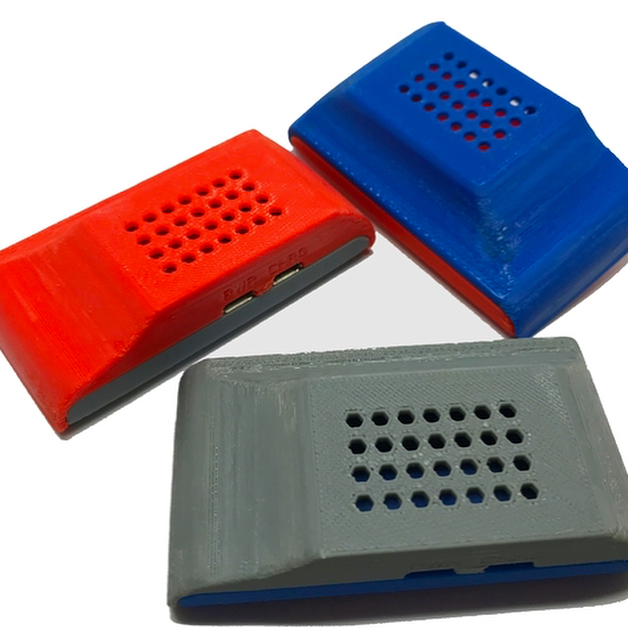 OpenAPS casing - Mark 1 #openaps #wearenotwaiting  #design #medical #diabetes #medicaldevice