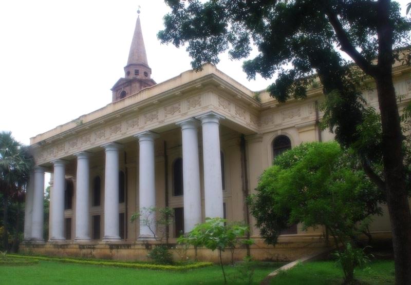 St.John's Church Where:2/2, Council House St, Lal Dighi, BBD Bagh, Kolkata, West Bengal Build:1787