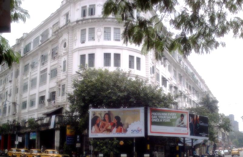 Stephen Court  Where: Park Street, Kolkata  Built: 1924