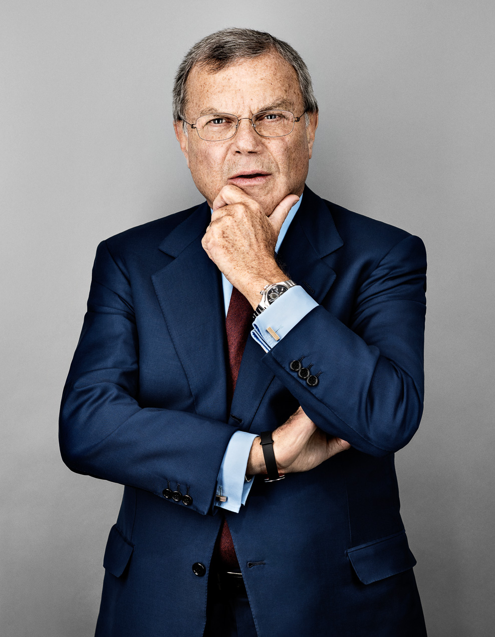 Sir Martin Sorrell, Founder and CEO - WPP