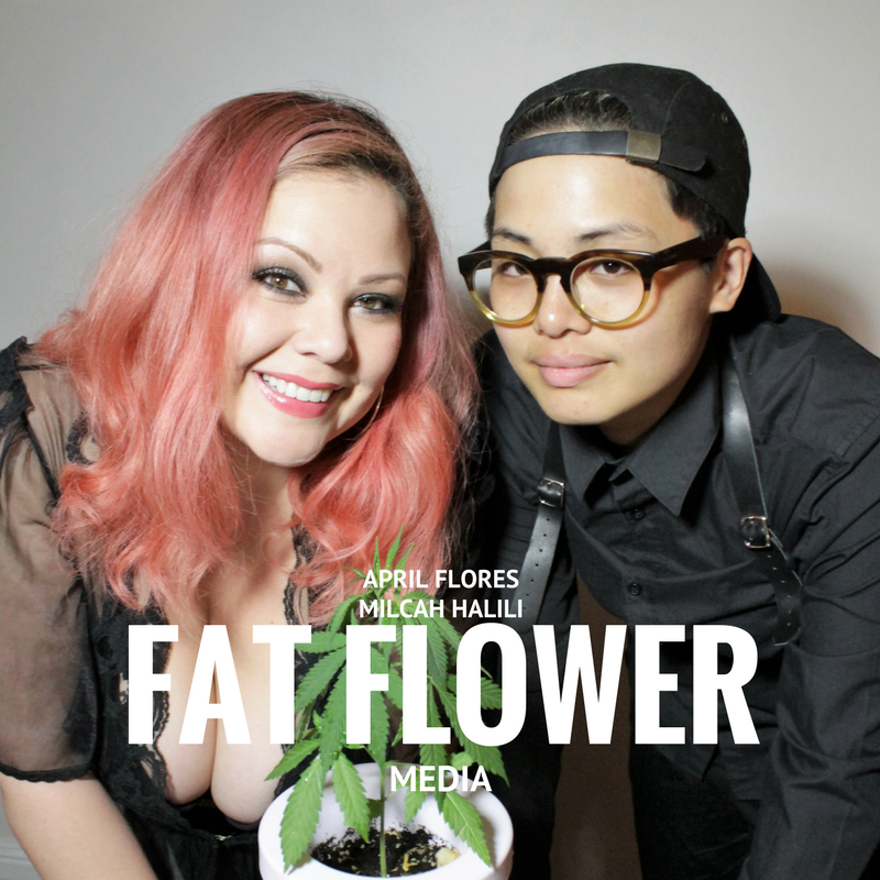 FatFlower.Media's founders, April Flores and Milcah Halili.