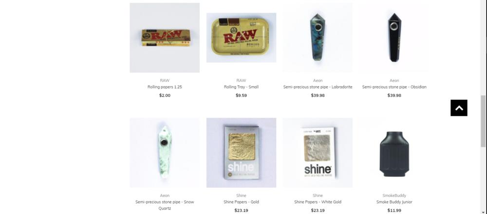 Aeon Cannabis Products