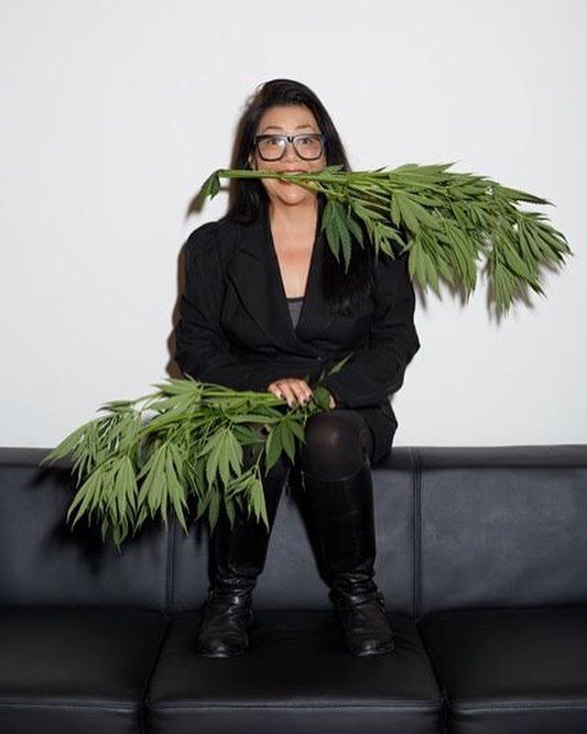 Check out our latest episode of The Potcast, featuring founder of Stock Pot Images, @opheliaswims. Available on ITunes and SoundCloud. Photo credit © Josh Fogel / StockPot Images#OpheliaChong #StockPotImages